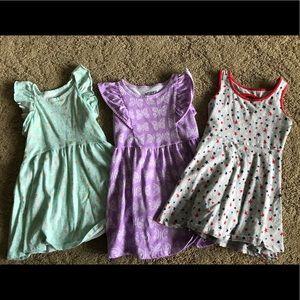 Jumping Beans dresses, 3t